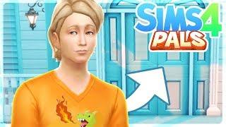 ADDING SKETCH TO THE FAMILY! - Sims 4 Pals