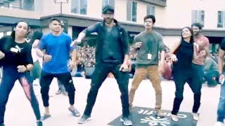 Hrithik Roshan's FAADU Dancing On Ghungroo Song Hook Step Frm WAR Movie Makes FANS go CRAZZY