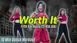 [Dance Workout] Worth It - Fifth Harmony(ft. Kid Ink) | MYLEE Cardio Dance Workout | 마일리 다이어트 댄스