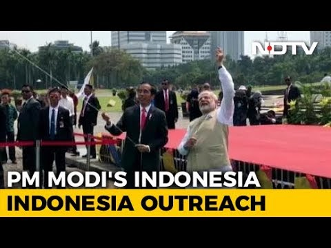 PM Modi's Indonesia Visit To Counter China's Rising Influence