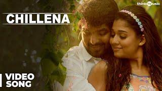 Chillena Video Song | Raja Rani | Aarya, Jai, Nayanthara, Nazriya Nazim