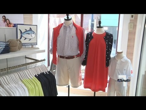 Southern Tide Celebrates Grand Opening in Downtown Greenville