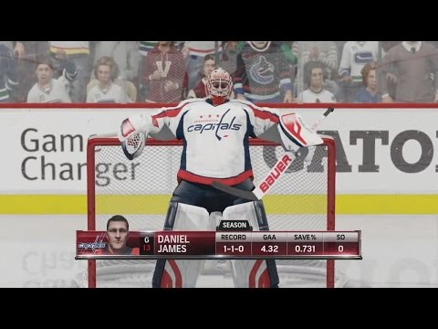 NHL 15 - Best Goalie Ever (PS4)