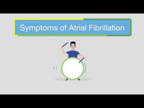 Atrial Fibrillation – Check your Pulse