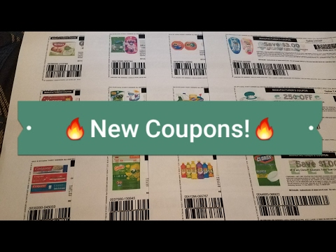 New! 🔥Hot Printable Coupons 🔥
