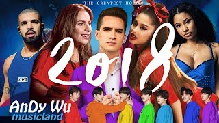 """MASHUP 2018 """"THE GREATEST HOPE"""" LYRICS (CLEAN Ver.) + SONG TAGS"""