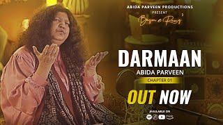 Darmaan - Abida Parveen - ft. Qasim Azhar | OFFICIAL VIDEO | BazmeRang Chapter 1