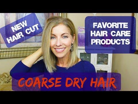 Hair Care - Coarse Hair - Dry Hair - Gentle Cleansing Shampoo - Moisturizing Hair Products