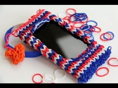 Rainbow Loom Nederlands iPod - iPhone Hoesje - Loom bands