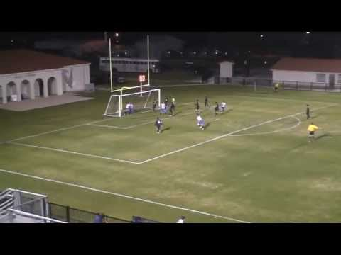 Taylor Spence Soccer Goal from 70 Yards