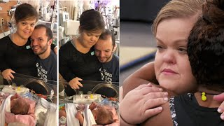 R.I.P Christy McGinity From 'Little Women LA' Mourn After Losing Newborn Daughter Because Of This...