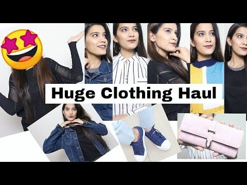 🤑Style On Budget| Huge Clothing Haul+Try On | Light In The Box Unboxing| Super Style tips
