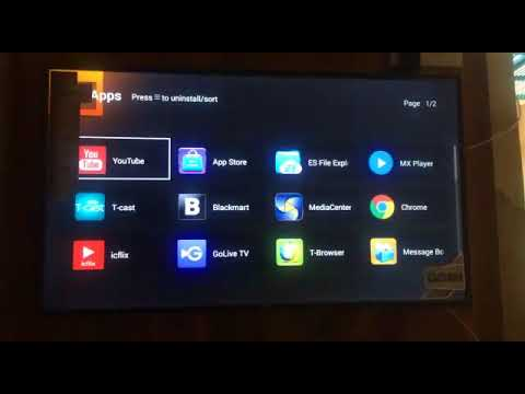 How to install apps on TCL TV from other sources