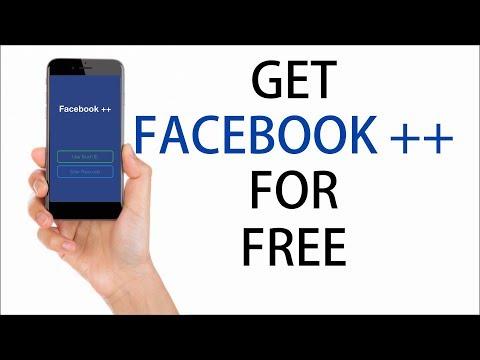 How to install Facebook++ hacked likes, followers, verified (no jailbreak / no computer)