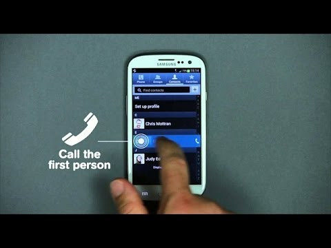 How to make a conference call on android Easy 2017