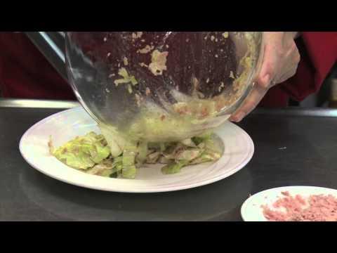 Ground Ham Salad : Summer Salad Recipes