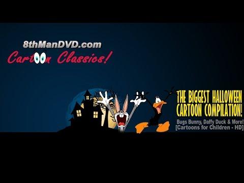 BIGGEST HALLOWEEN CARTOON COMPILATION: Looney Tunes, Mickey Mouse, Casper & more [Cartoons for Kids]