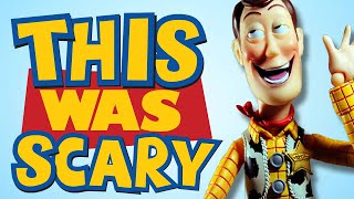 The Terrible Version of Woody That Almost Destroyed Pixar