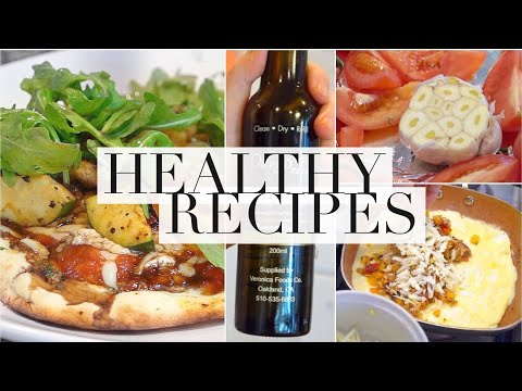My 3 Current Favorite Healthy Recipes!