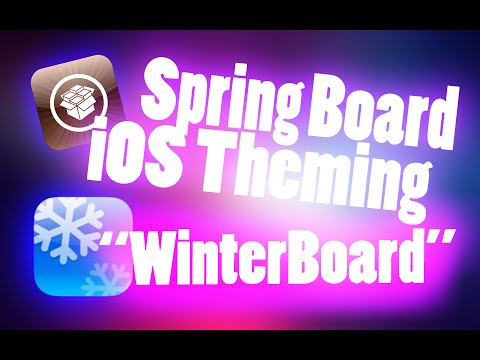 Cydia Themes - WinterBoard! How to Install Themes for Jailbroken device! iOS 7, Cydia