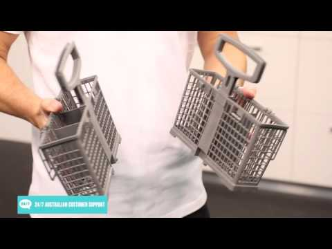 LG LD-1481W4 Dishwasher Overview - Appliances Online