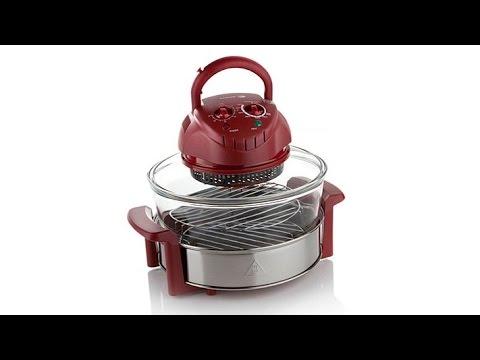 12qt 1200Watt Halogen Tabletop Oven
