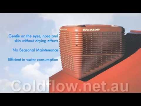 Evaporative Cooling Melbourne AU-Refrigerated Air Conditioning Melbourne AU