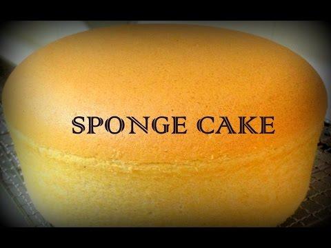Basic Eggless Sponge Cake| Easycookingwithekta