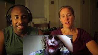 "Reacting To Joker Interrogation Scene ""The Dark Knight"" 2008 movie clip"