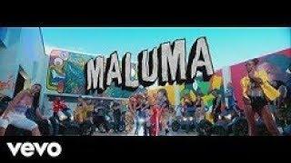 Maluma - HP (Official Letra/Lyrics)