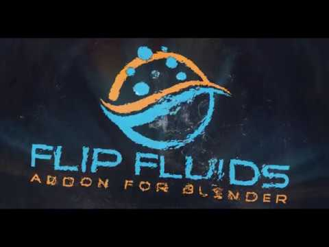 FLIP fluids addon for Blender   RELEASE & DEMOVIDEO