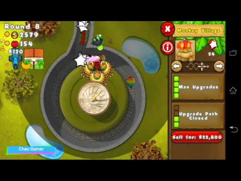 HOW TO GET MONKEY MONEY QUICK (BTD5 MOBILE)
