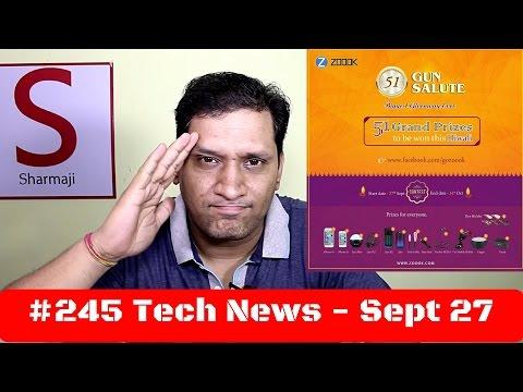 #245 Xiaomi Mi 5S Plus, YouTube Go, Galaxy ON8, Delhi Startups Event, 51 Gun Salute Giveaway