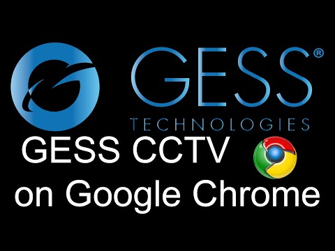 How to Access GESS F-Series Products with Google Chrome