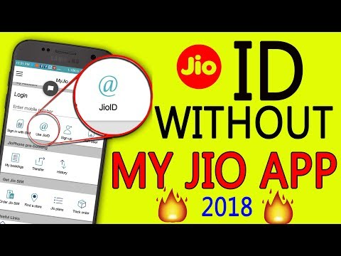 Create Jio ID Latest 2018 Without Using My Jio App  Ft. Technical Panda