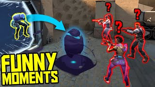 FUNNIEST MOMENTS IN VALORANT #33