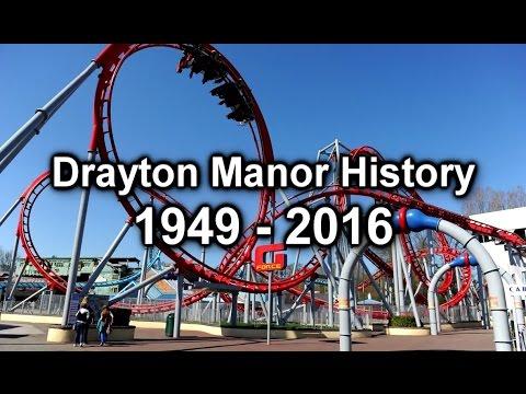 Drayton Manor History 1949 - 2016