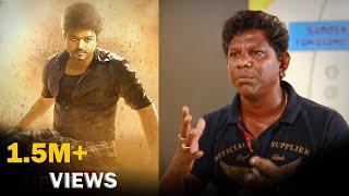 North Madras Hero Vijay   Vijay was running behind me   Stunt Actor Dheena Interview TalksOfCinema