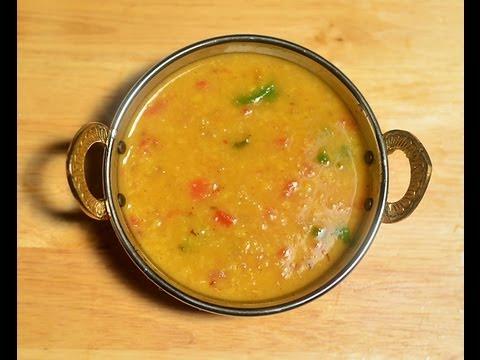 Moong Masoor Dal @ Guru's Cooking