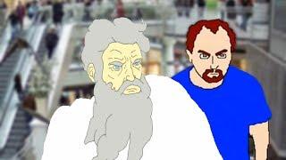 Louis CK - God is Like a Shitty Girlfriend (Animated)