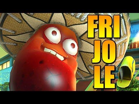 FRIJOLEEEEEEEEE!! - Plantas vs Zombies Garden Warfare Gameplay PS3