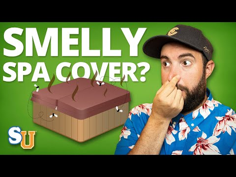 How to Get Rid of Spa Cover Odor