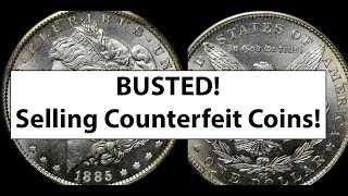 BUSTED! Sentenced To 10 1/2 Years In Prison For Buying & Selling Counterfeits!