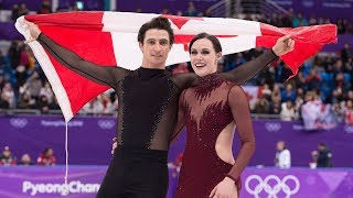 Tessa Virtue & Scott Moir, the perfect partnership