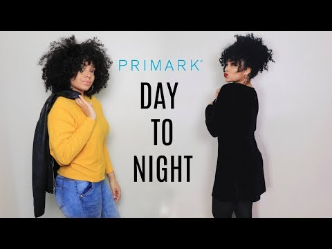 Day to Night with PRIMARK | Lookbook