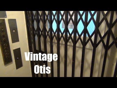 EPIC 1927 Vintage Otis Traction Elevator @ An Apartment Building - University City, MO