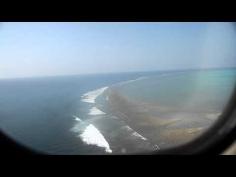 Flying to Lakshadweep India - Agatti Island