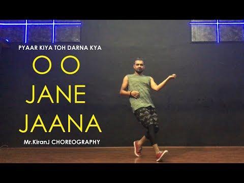 O O Jane Jaana | Pyaar Kiya Toh Darna Kya | Kiran J | DancePeople Studios