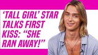 Tall Girl Netflix Movie: Luke Eisner (Stig) Spills on His First Kiss: