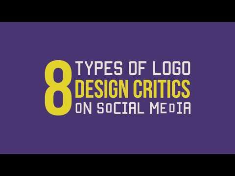 8 Types of Logo Design Critics on Social Media